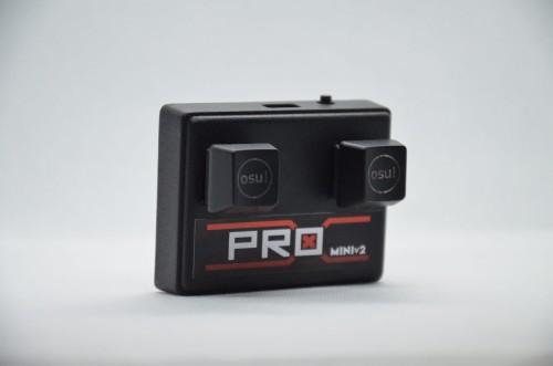 PRO X Mini v2 index/ring - a mini mechanical keypad for osu! with backlit