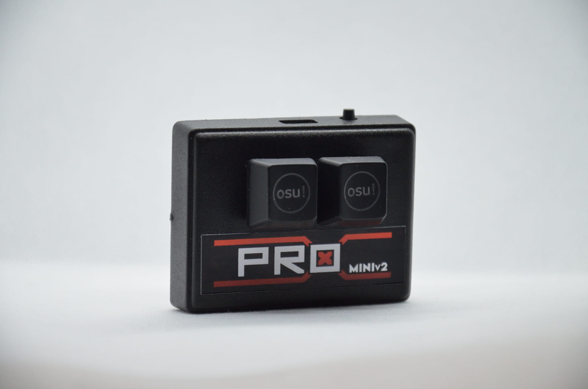 PRO X Mini v2 - a mini mechanical keypad for osu! with backlit